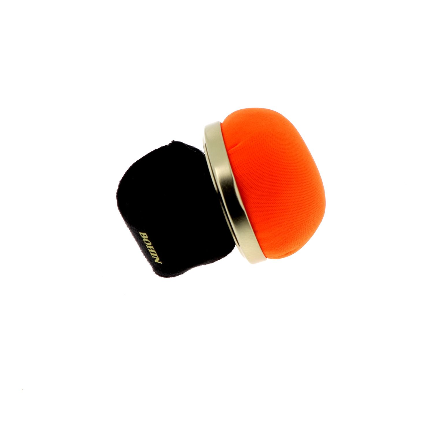 bracelets pelote ajustable de couleur orange fluo