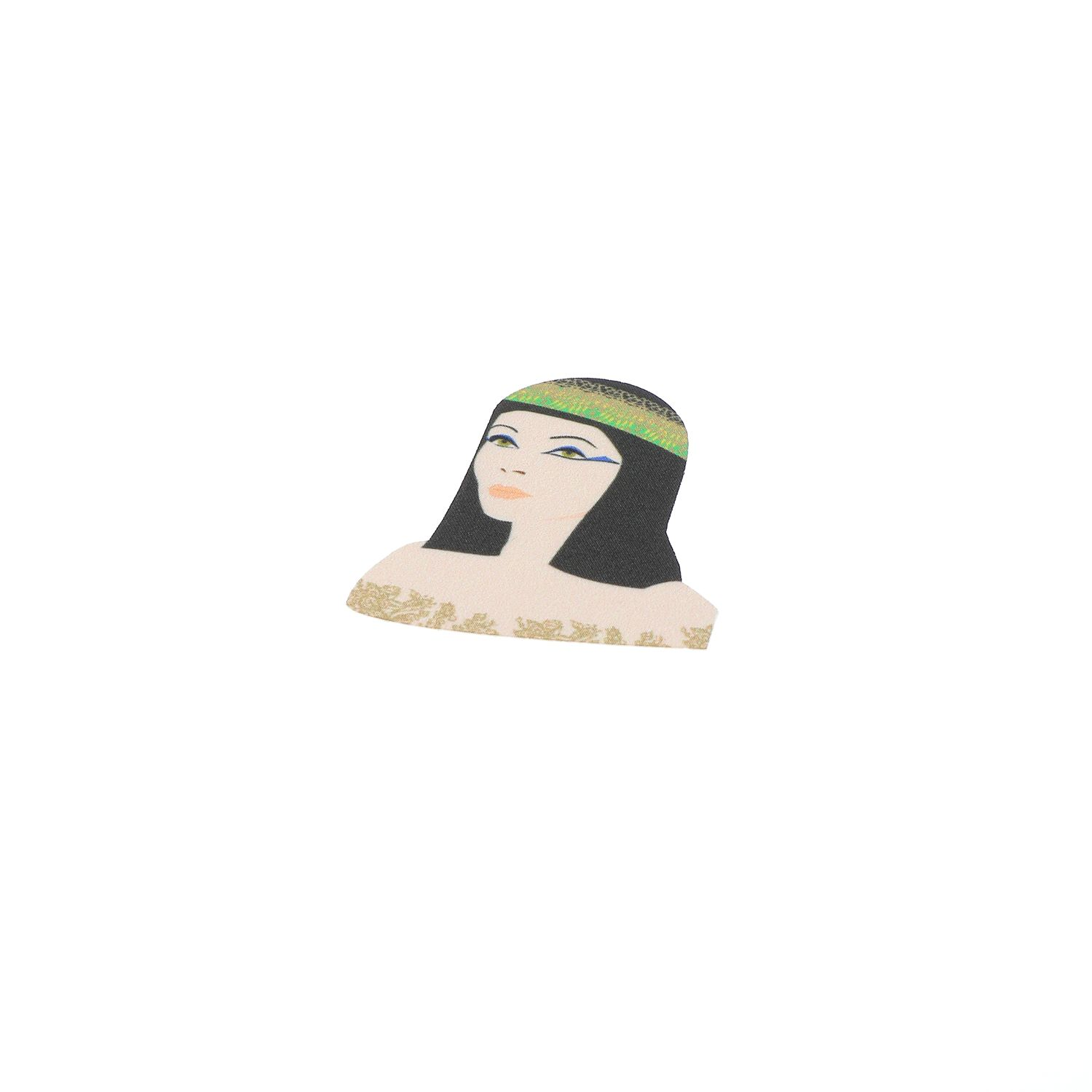 Patch thermocollant motif femme egyptienne